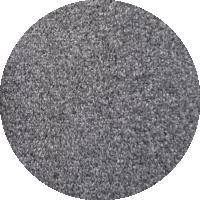 Tissu 100% polyester - gris anthracite