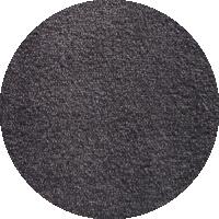 Tissu 100% polyester - noir