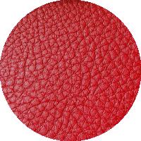 Tissu 100% PU - rouge