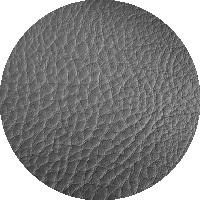 Tissu 100% PU - gris anthracite