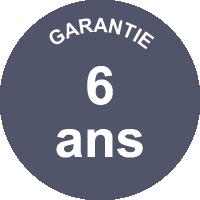 Garantie 6 ans