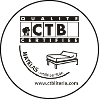 Certification CTB Literie - FCBA