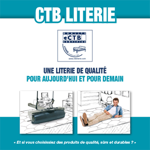 Documents à télécharger - Plaquette CTB Literie - Literie Duault