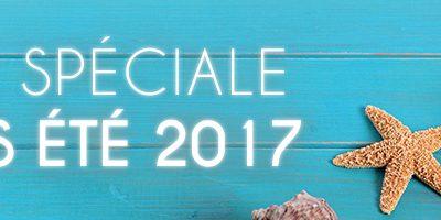 Offre spéciale – SOLDES ÉTÉ 2017
